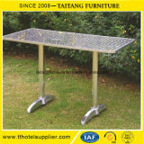 Outdoor Aluminum Rectangle Table Sale
