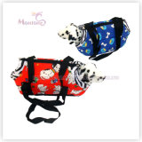 Portabel Travel Dog Heads out Tote Bag Pet Carrier