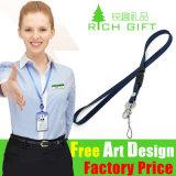 Wholesale Promotion Custom Jacquard Key Strap