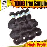 10A Brazilian Clip-in Hair for Fashion Women