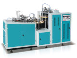 High Performance Machine for Paper Bowl Making