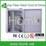 Fiber Optic Distribution Box Metal Type Wall Mouted