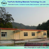 Fast Construction Sandwich Panel Steel Villa