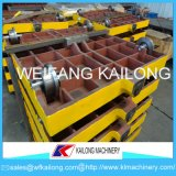 Pallet Car for Foundry Green Sand