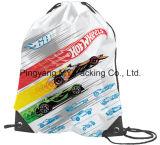 Professional Manufacturer of 210d Polyester Drawstring Backpack Bag