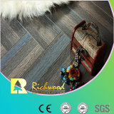 Household 8.3mm HDF Crystal Oak Sound Absorbing Laminate Floor