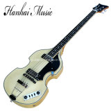 Hanhai Music / Bb-2 Hollow 4-String Electric Bass Guitar