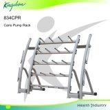 Dumbbell Rack / Storage Rack/Fitness Equipment/Weight PLA Plate Rack/Cardio Plate /Tree Rack / Pump Set Rte Rack/Cardio Plate / Pump Set Rack (834CPR)