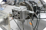 Plastic PVC UPVC Window Profile Extruder Machinery