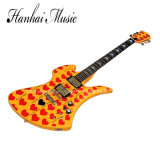 Hanhai Music / Yellow Fernandes Bunny Mg-145 Electric Guitar