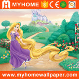 Sw-3046 Animal Wall Mural Paper for Kids Room