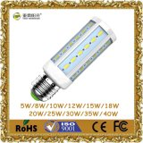 AC85-265V 5-40W E27 B22 LED Corn Light Bulb
