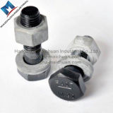 HDG High Tensile Hex Bolt and Nuts and Washer