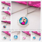 Wholesale Children Jewelry, Frozen Necklace for Kids
