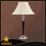 Guest Room Iron Fabric Shade Table Lamp (KAHBKF0030)