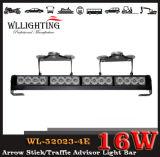 Arrow Stick LED Car Strobe Flashing Light Bar