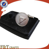 Hot Sales Fashion Sand Bottom Metal Cufflink/Cufflink Set/Cufflink Button
