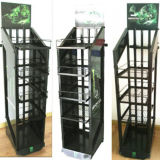 Customized Design Metal Floor Countertop Display Stand
