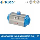Double Acting Stainless Steel Air Pneumatic Actuator