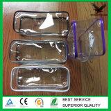 Clear PVC Zipper Pencil Case