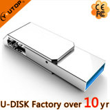 Hot Sales OTG Mobile USB3.0 Flash Memory (YT-OTG3.0-02L)