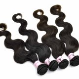 Grade 6A 100% Body Wave Virgin Indian Remy Human Hair Weft