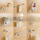 White Painted Bathroom Accessories