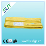 2017 En1492 3t Polyester Web Sling with Double Eyes