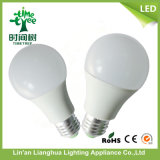 Aluminum +PC Cover Milky Cover 7W LED Lamp Light Bulb