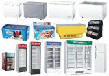 200L Double- Temperature Top-Open Doors Chest Freezer (flat bottom)