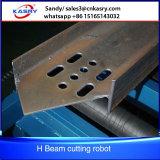 Plasma Flame H Beam CNC Cutting Robot Kr-Xh1000