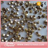 Wholesale Asfour 888 Point Back Crystal Chaton