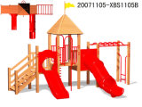 Wooden Outdoor Playground for Sale