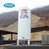 50m3 Vertical Vacuum Powder Liquid Cryogenic CO2 Tank