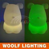 Modern Kids Holiday LED Bear Lights Design