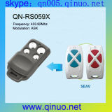 New Compatible with Seav Rolling Code Remote Controller Ttransmitter Qn-RS059X