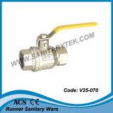 Brass Gas Ball Valve (V25-070)
