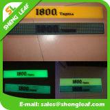 Rormotional Gift Cheap Custom Rubber Glow Bar Mat in Dark