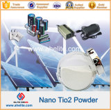 Nano Titanium Dioxide for Battery