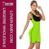 Woman Sport Wear Sweat Shapewear Bodyshaper (L42658-3)