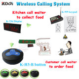 Wireless Service Transmission System for Shop Restaurant Industry