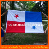 Red Blue White Foldable Promotion Flag