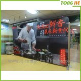 Straight Pop up Wall Display Trade Show Stand