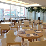 Modern Restaurant Wooden Dining Furniture Table and Chair Promotion (SP-CS105)
