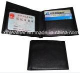 High Ended Leather RFID Blocking Men′s Wallet