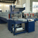 shrink film wrapping /packing machine for bottles