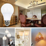 9W High Luminous Efficiency LED Bulb Light