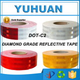 Free Samples Acrylic Pet Retro Microprismatic Reflective Tape Roll