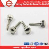 DIN653 Brass Knurled Thumb Screw