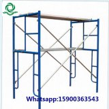 Construction 1930*1219 Mobile Ladder H Frame Types of Steel Scaffold Ladder